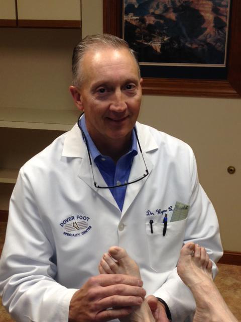 Dr. Wayne Gould